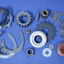 Sub contract broached components